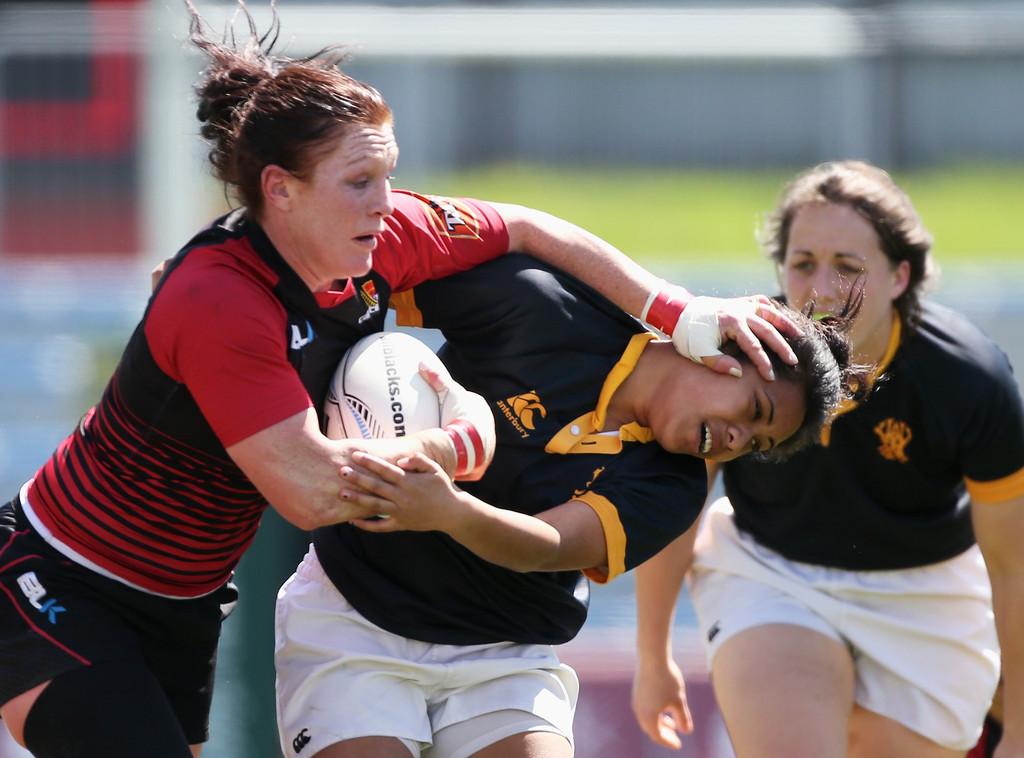 Canterbury rugby fend